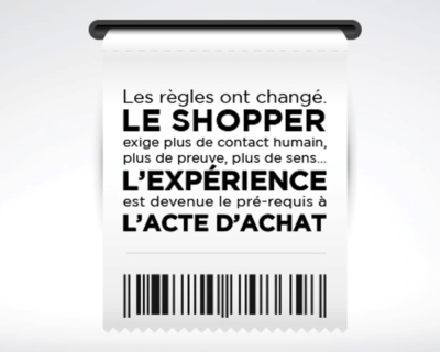 Shopper Marketing - Agnece Globe Groupe