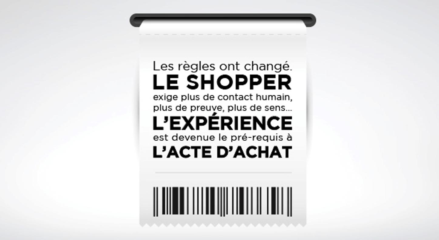 Shopper marketing - Globe Agency