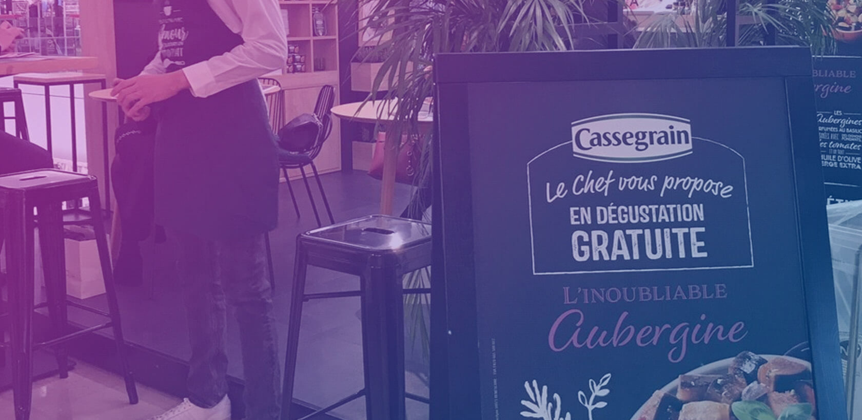 Marketing Evénementiel Cassegrain - Agence Globe