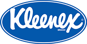 Kleenex paper - logo