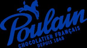 Poulain chocolatier français - Logo