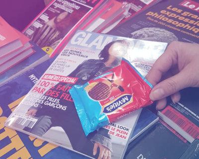 Street Marketing - Diffusion presse gratuite Globe