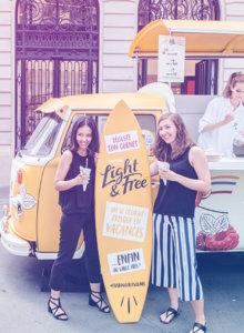 Roadshow - Street Marketing Globe