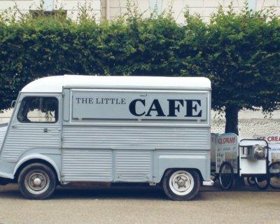 Roadshow Food Truck – Kaffee-Truck – Promotion Agentur GLOBE