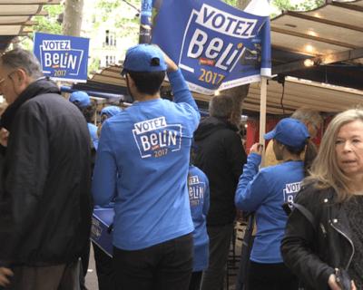 Belin - Campagne échantillonnage