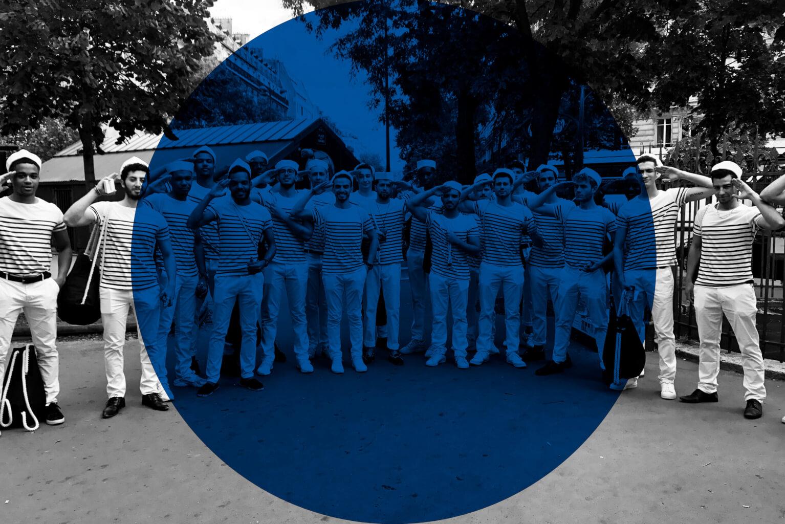 équipe globe